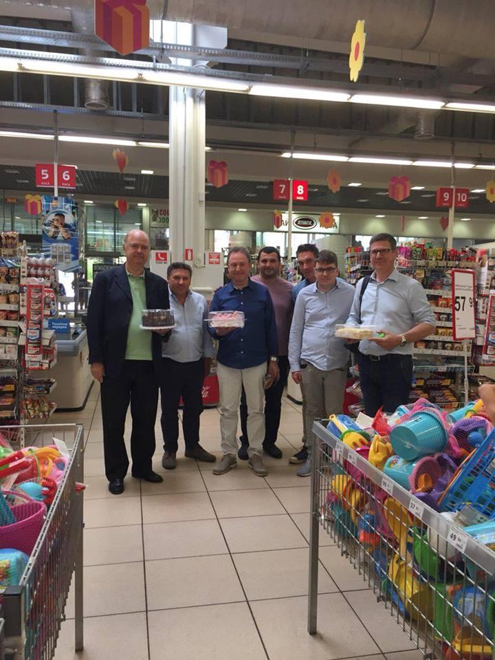 Візит італьянських партнерів в київський