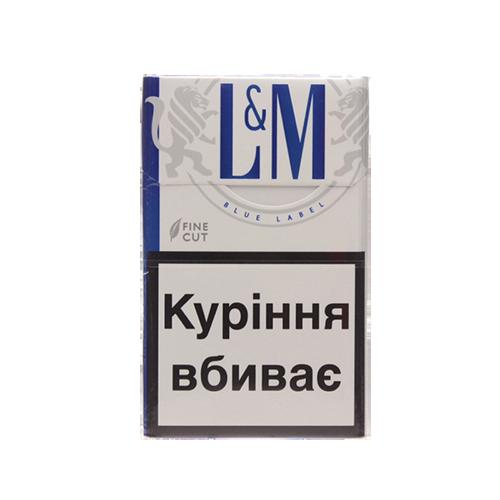 Сигарети L&M Blue Label