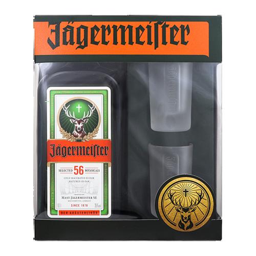 Лікер Jagermeister 0,7л., 35%