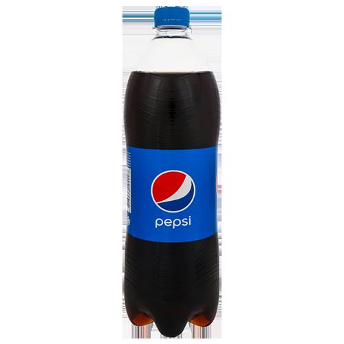 Напій Pepsi б/а, сильногазований 1л., пет