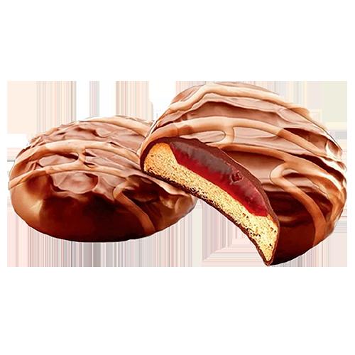 Печиво тарталетки Конті Шанталь Малина вагове