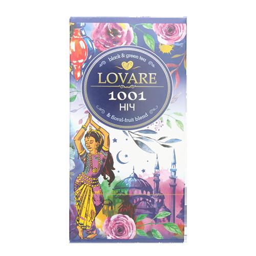 Суміш чаю LOVARE 1001 Ніч (24*2) 48г к/у