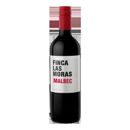 Вино Finca Las Moras Malbec червоне, сухе 0,75л., 14%