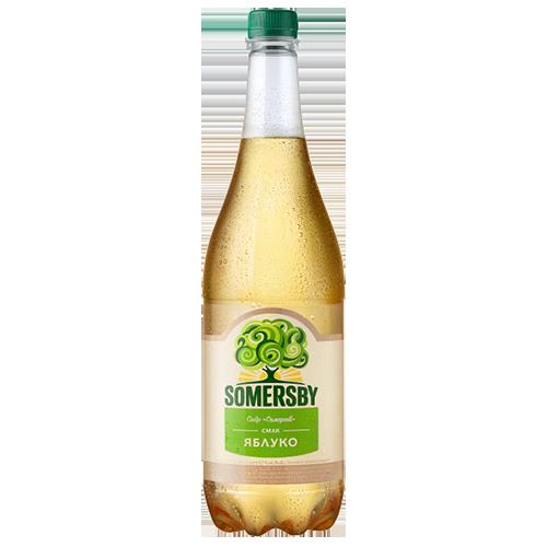 Сидр Somersby яблуко 0,95л., 4,7% пет