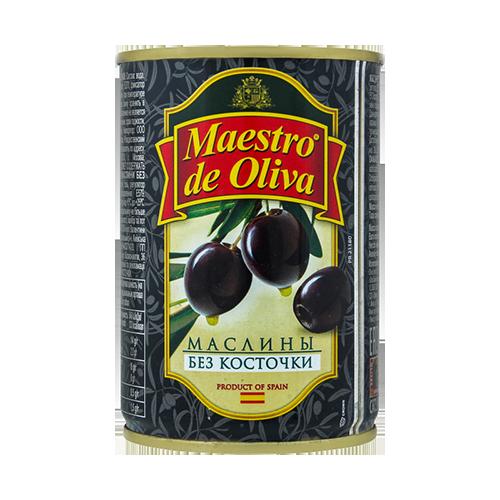 Маслини Maestro de Oliva б/к 280г ж/б