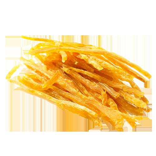 Кальмар палочки  солоно-сушені вагові