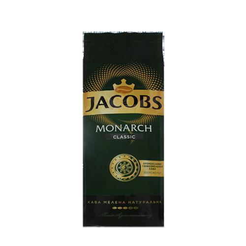 Кава  Jacobs Classic мелена 450г м/у