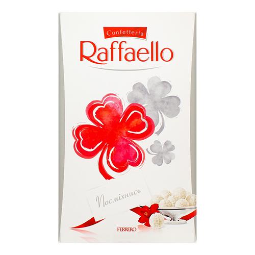 Цукерки Raffaello Т8 80г к/у
